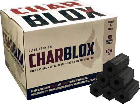 CHARBLOX Lump Charcoals