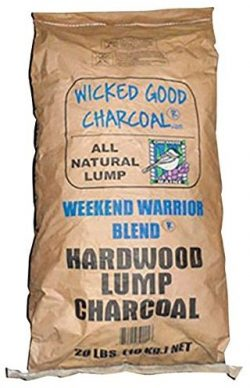 Wicked Good Charcoal Lump Charcoals