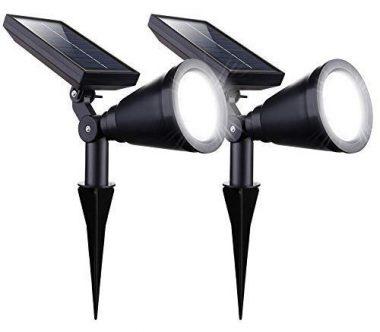 Brightown Solar Spot Lights