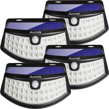 Aootek Solar Spot Lights