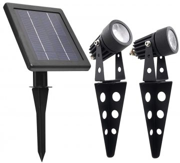 Powered Spotlight Solar Spot Lights