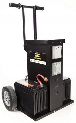 HomeGrid Portable Solar Generators