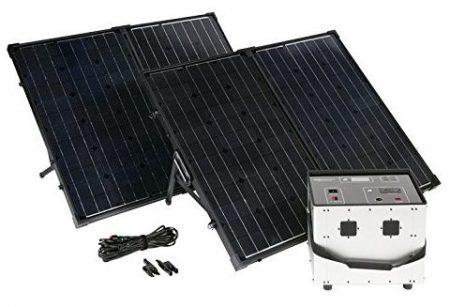 Humless Portable Solar Generators