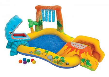 Intex Inflatable Pool Slides