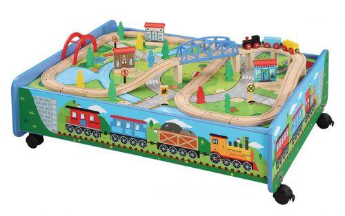 Maxim Kids Train Tables