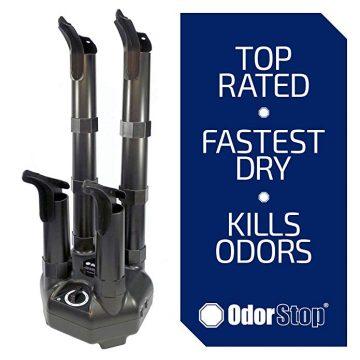 OdorStop Shoe & Boot Dryers
