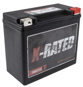 ThrottleX Batteries Motorcycle Batteries