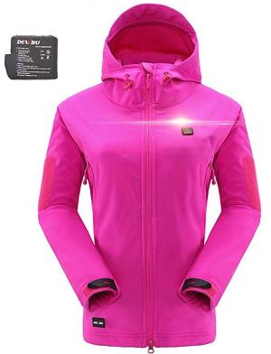 DEWBU Women's Heated Jackets