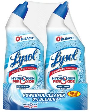 Lysol Toilet Bowl Cleaners