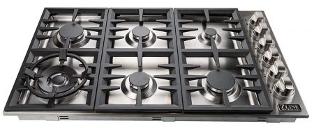 Z Line Kitchen and Bath Gas Cooktops