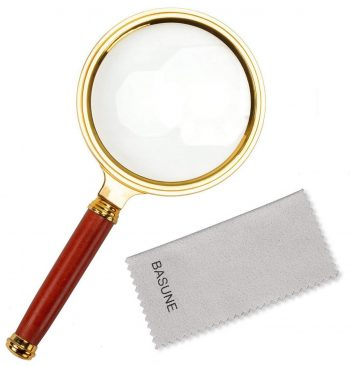 BASUNE Magnifying Glasses