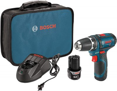 Bosch Cordless Screwdrivers