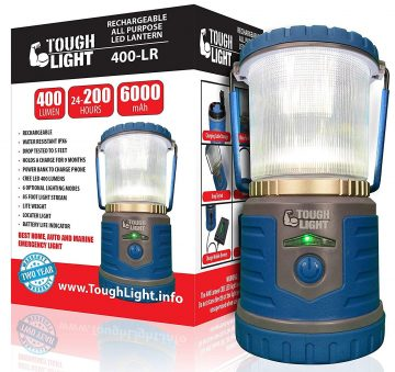 Tough Light LED Rechargeable Lanterns