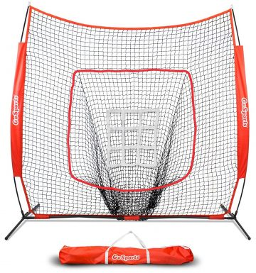 GoSports Baseball Pitching Nets
