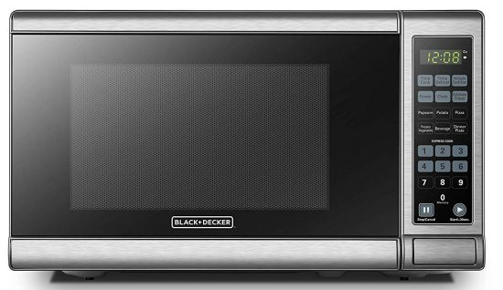 BLACK+DECKER Small Microwaves