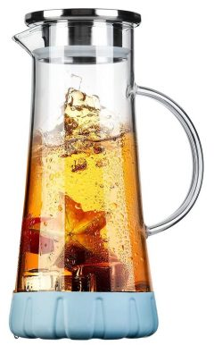 BOQO Glass Pitchers