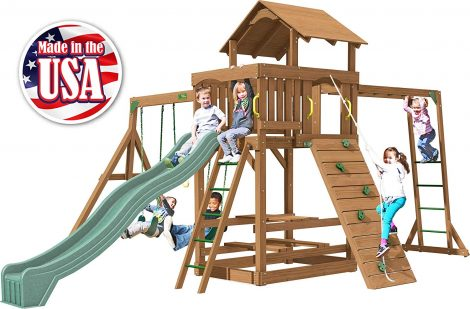 Creative Playthings Backyard Swing Sets