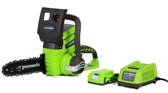 Greenworks Small Chainsaws