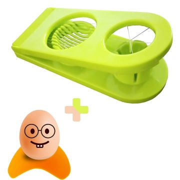 Ripple Go Egg Slicers