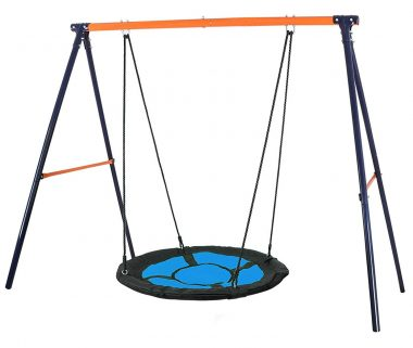 SUPER DEAL Backyard Swing Sets