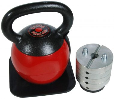 Stamina X Adjustable Kettlebells