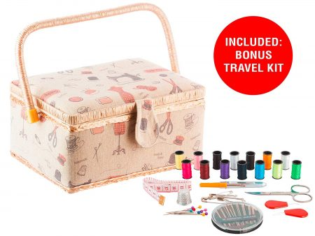 StorageMaid Sewing Baskets