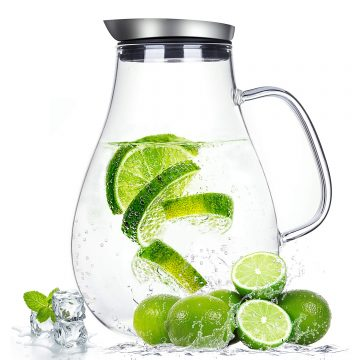susteas Glass Pitchers