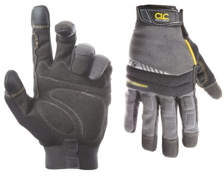 Custom Leathercraft Winter Work Gloves