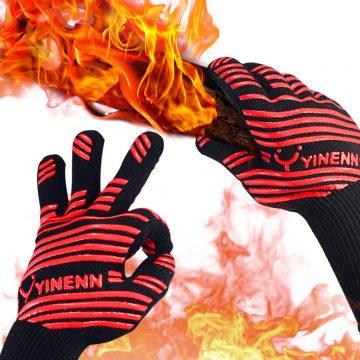 YINENN BBQ Grill Gloves