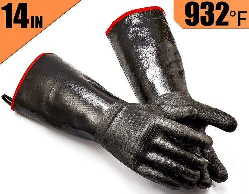 RAPICCA BBQ Grill Gloves