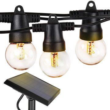 Brightech Solar Gutter Lights