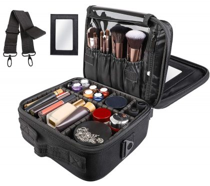 4566c9658ef7 Top 10 Best Travel Makeup Bags in 2019 - IDSESMEDIA