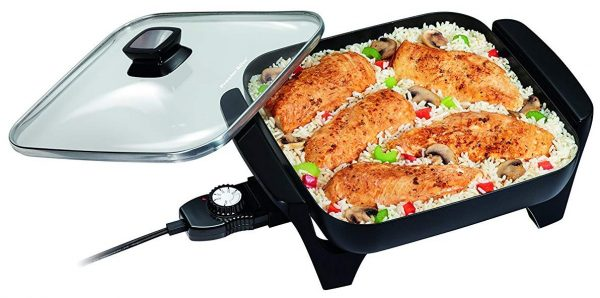 Proctor Silex Electric Skillets