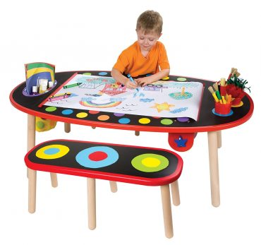 ALEX Toys Kids Art Tables