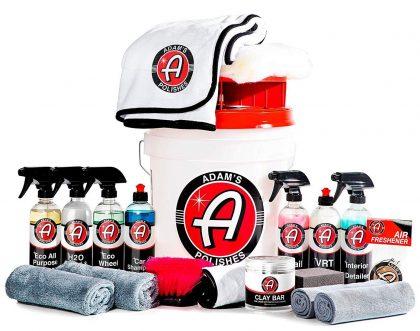 Adam's Polishes Car Wash Kits