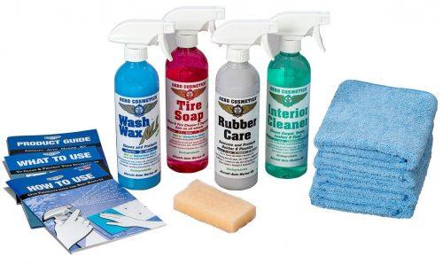 Aero Cosmetics Car Wash Kits
