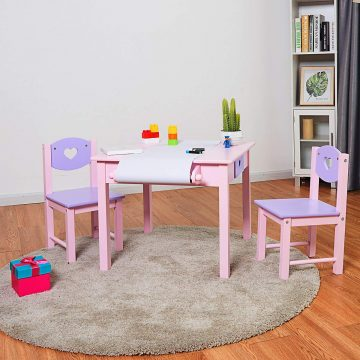 BABY JOY Kids Art Tables