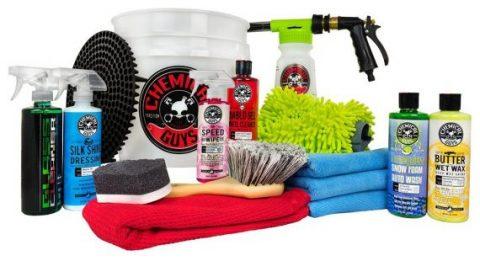 Chemical Guys Car Wash Kits