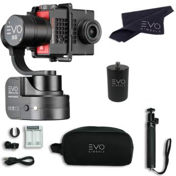 EVO Gimbals Gimbal Stabilizers for GoPro