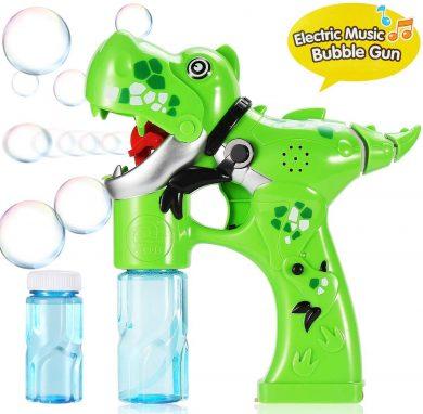 Mummed Bubble Guns