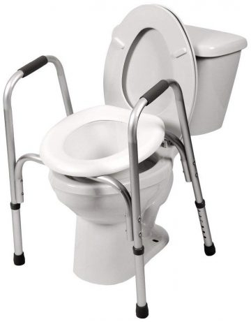 PCP Toilet Seat Risers