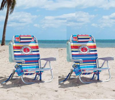 Tommy Bahama Backpack Chairs