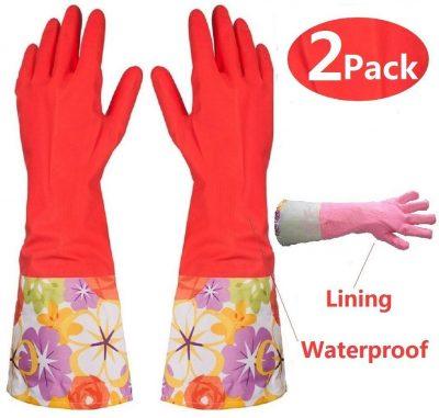 Treenewbid Dishwashing Gloves
