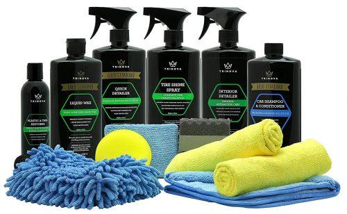 TriNova Car Wash Kits