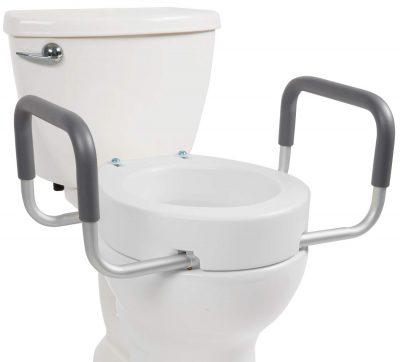 Vive Toilet Seat Risers