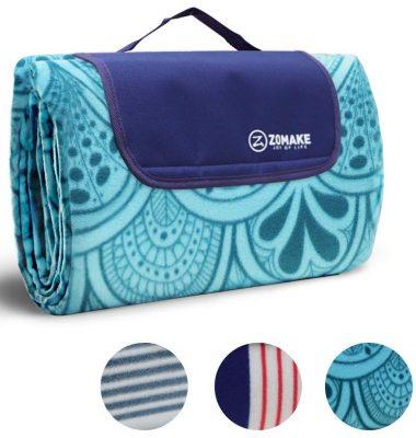 ZOMAKE Beach Blankets