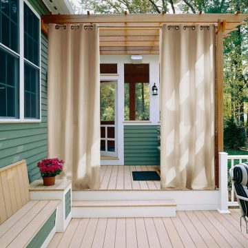 Top 10 Best Outdoor Curtains In 2020 Idsesmedia