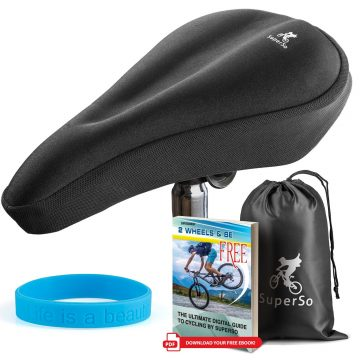 SuperSo Bike Seat Cushions