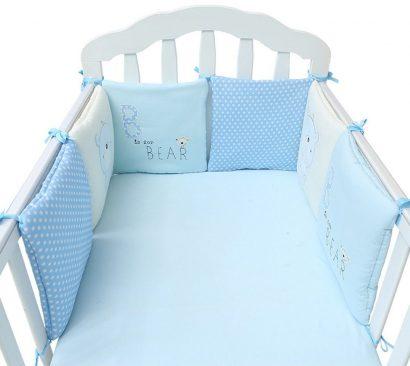 FREAHAP R Baby Crib Bumpers