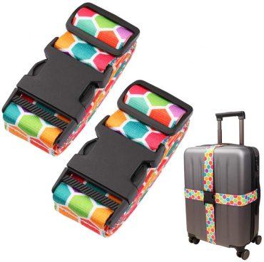 Gutsdoor Luggage Straps